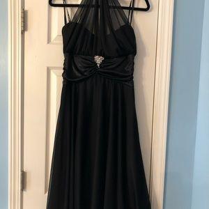 David's Bridal Formal dress